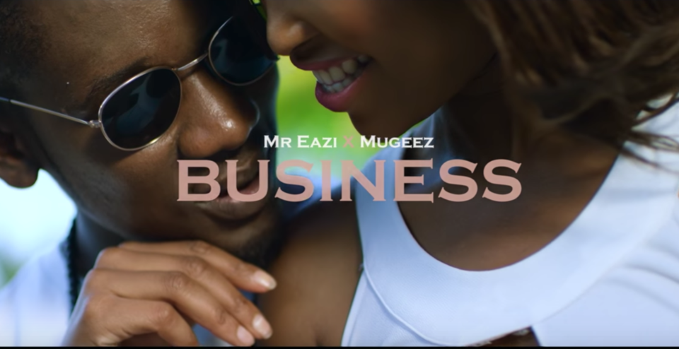 Mr. Eazi – Business Ft. Mugeez