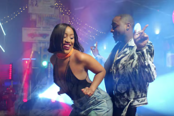Davido - IF by iZZY ODIGIE × Devante Turnbull