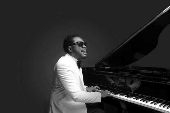 COBHAMS ASUQUO UNVEILS 'ANGELS ALL AROUND' LIVE VIDEO