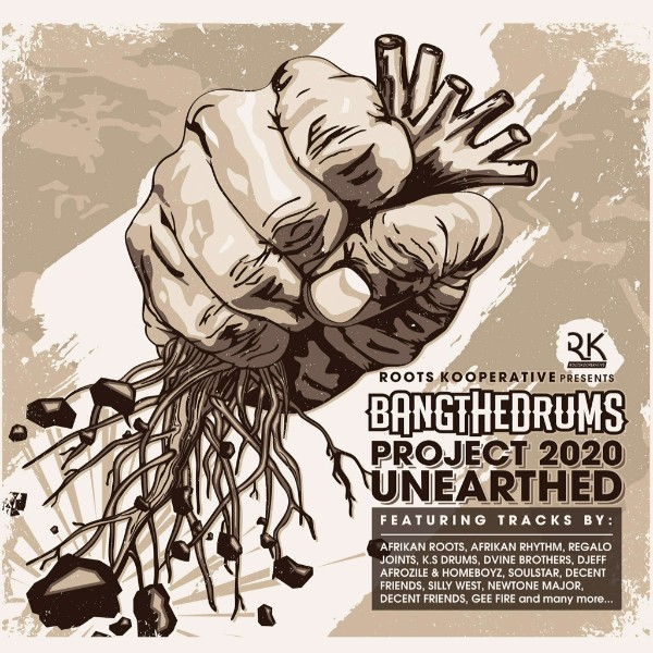 """Various Artist- """"Bang The Drums Project 2020"""""""