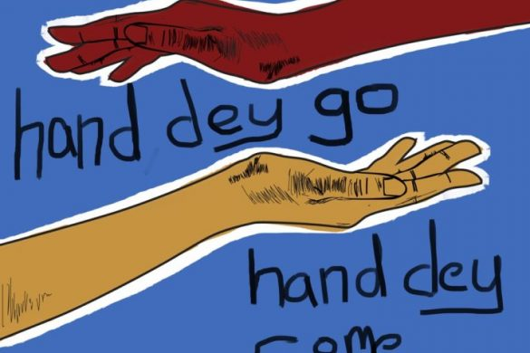 M.anifest ft. Worlasi – Hand Dey Go, Hand Dey Come