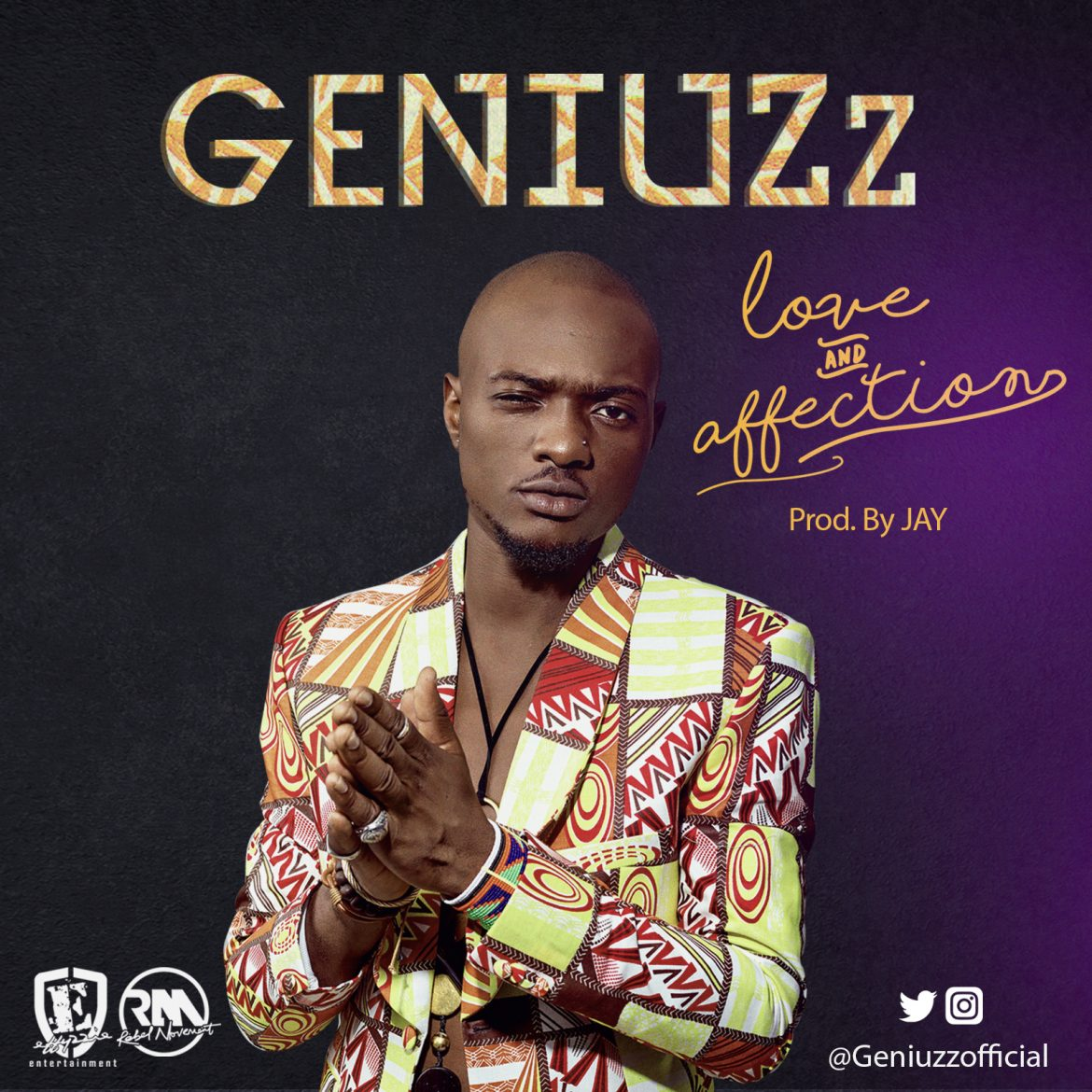 "GENIUZZ - ""LOVE & AFFECTION"""