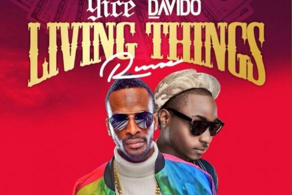 9ice ft. Davido – Living Things (Remix)