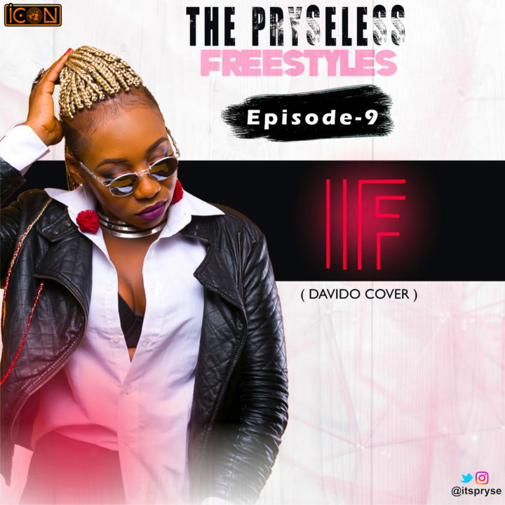 Pryse – IF (Davido Cover)