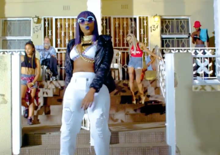 Victoria Kimani ft. Donald – Fade Away