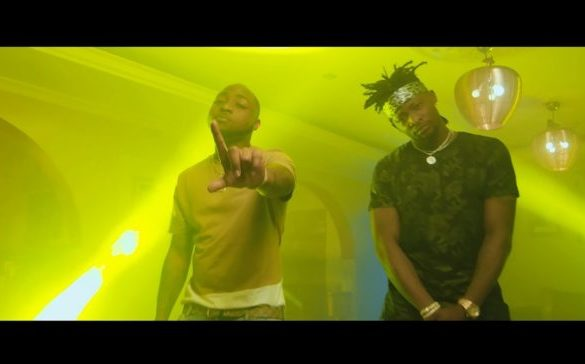 VIDEO: Selebobo ft. Davido – Waka Waka