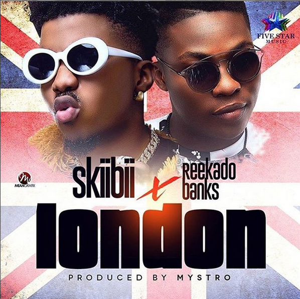 SkiiBii Ft. Reekado Banks – London