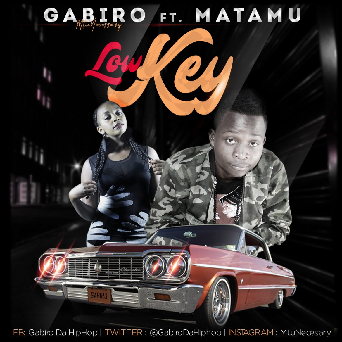 GABIRO X MATAMU - LOW KEY
