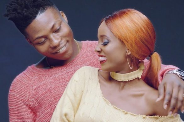 Reekado Banks ft Vanessa Mdee – Move