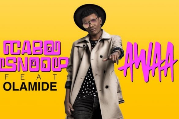 Cabo Snoop ft. Olamide – Awaa