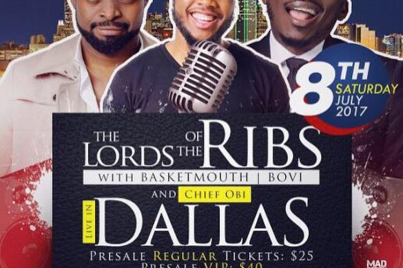 Video: Big A Ent & Baron's World Ent Presents Lord of The Ribs Live in Dallas