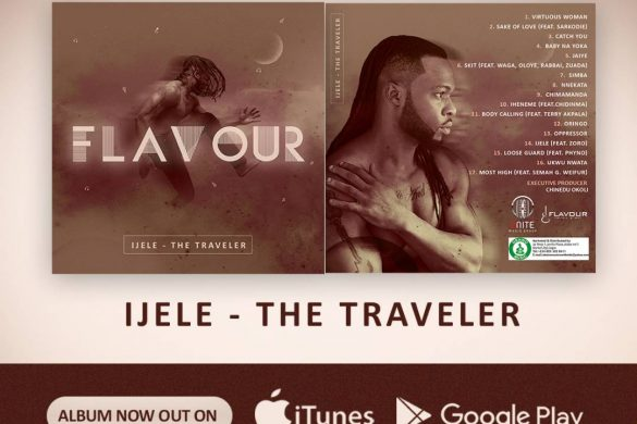 "FLAVOUR: ""IJELE - THE TRAVELER"" ALBUM AVAILABLE ON ITUNES"