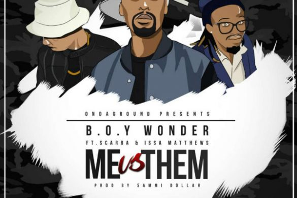 "Boy Wonder - ""Me vs Them"""