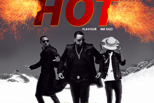 DJ Xclusive Ft. Mr Eazi & Flavour – As E Dey Hot