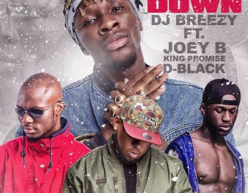 DJ Breezy – Slow Down ft. King Promise, Joey B & D-Black