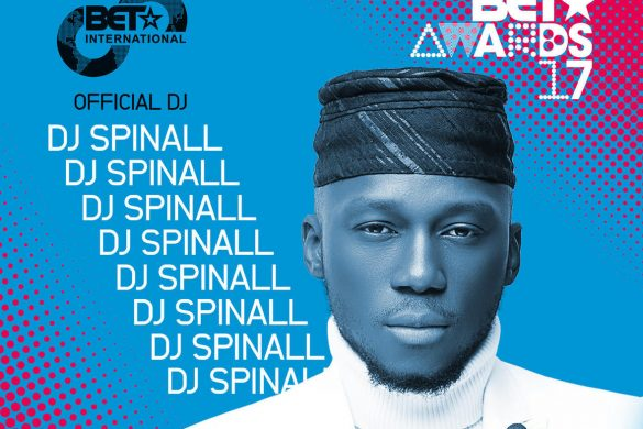 DJ SPINALL Performing LIVE At BET International Awards 2017 In Los Angeles