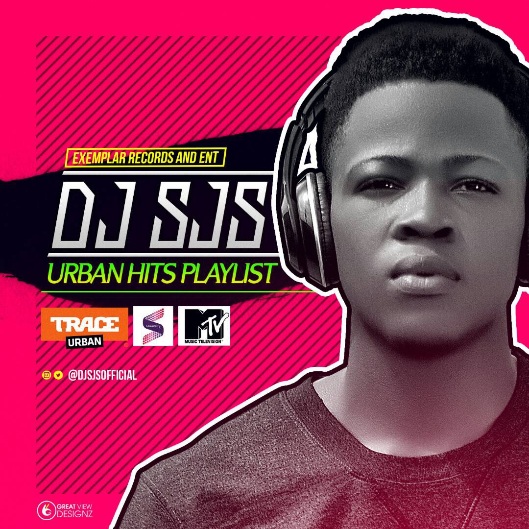 Mixtape: Dj Sjs - Urban Hits Playlist