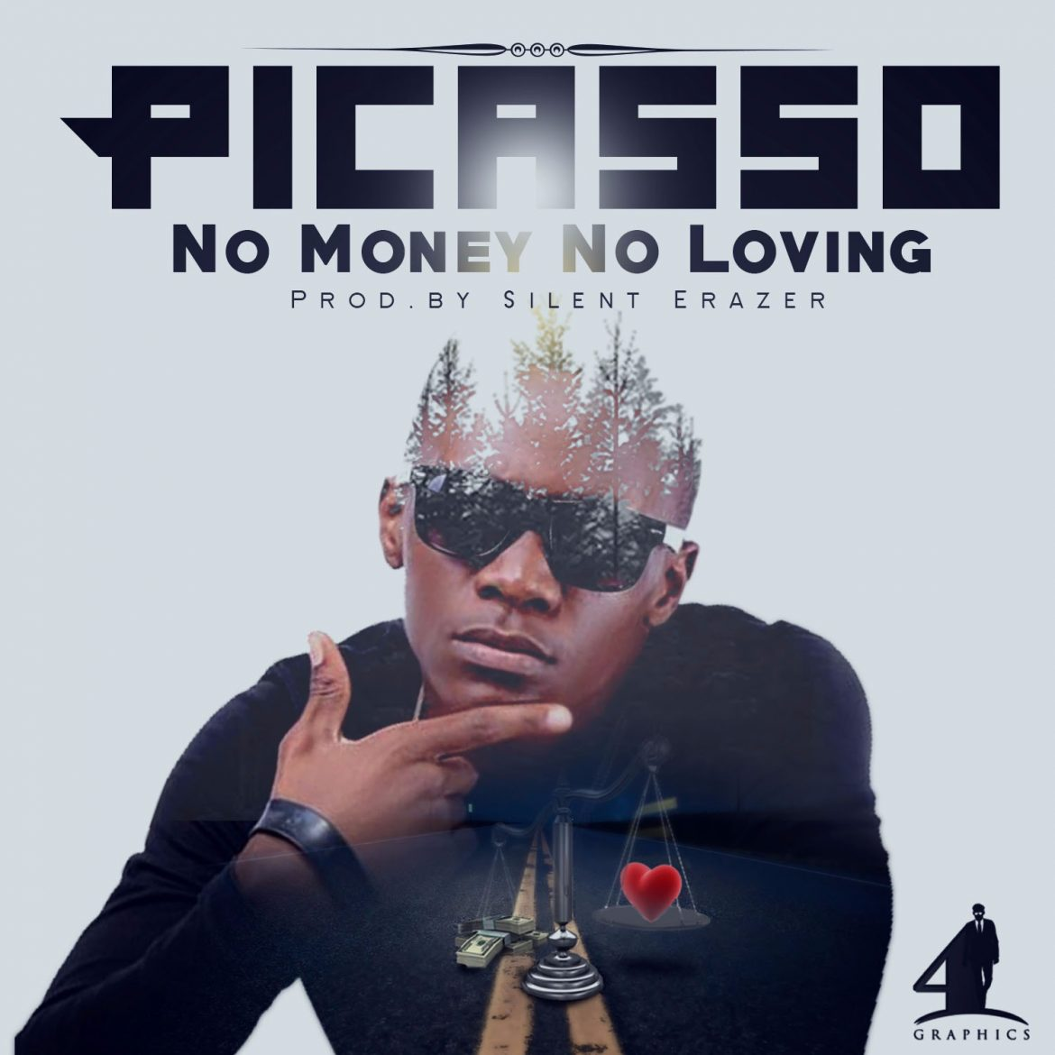 Picasso - No Money No Lving
