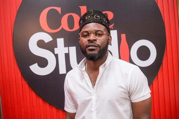 FALZ' RETURNS TO COKE STUDIO AFRICA – 2017 TO COLLABORATE WITH BEBE COOL FROM UGANDA