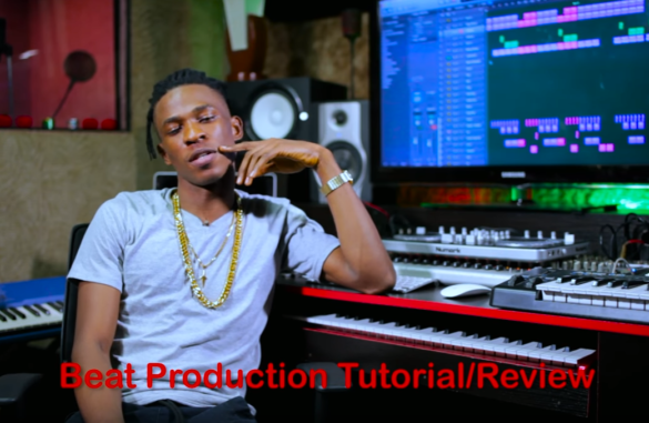 "KrizBeatz – ""Pana"" Beat Production Tutorial/Review"