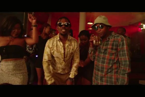 VIDEO: Ma-E ft. Maggz – Kanjalo