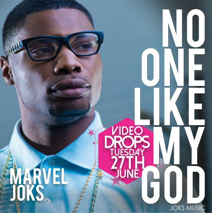 Marvel Joks – No One Like My God