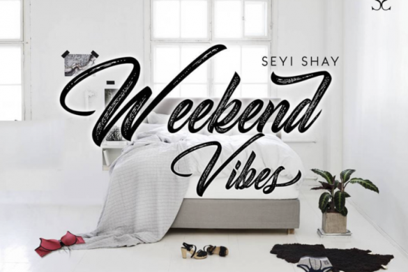 Seyi Shay X Sarkodie – Weekend Vibes