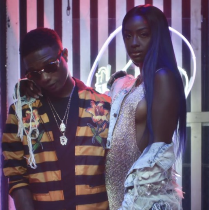 Wizkid & Justine Skye – Skin Tight (Remix)