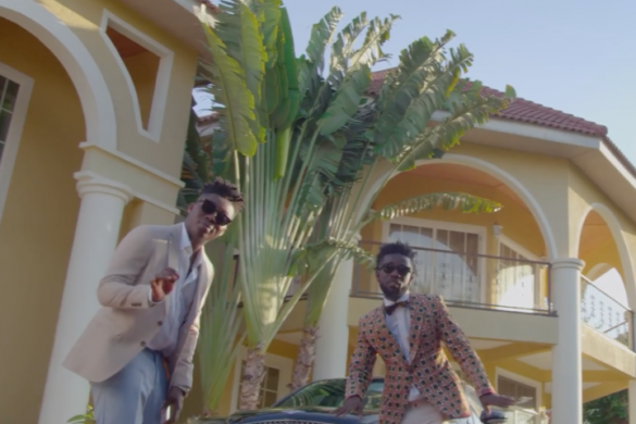 Bisa Kdei ft Reekado Banks – Feeling
