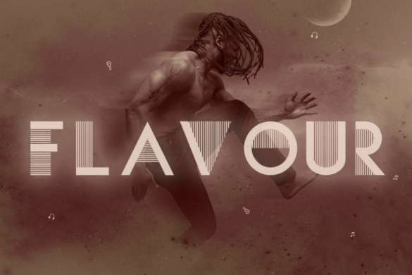 "Flavour Reveals ""Ijele – The Traveler"" Album Artwork"