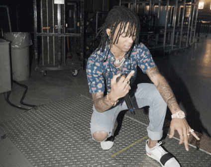 Swae Lee (of Rae Sremmurd) ft. Wizkid – Unforgettable