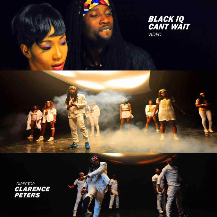 Black IQ – Can't Wait