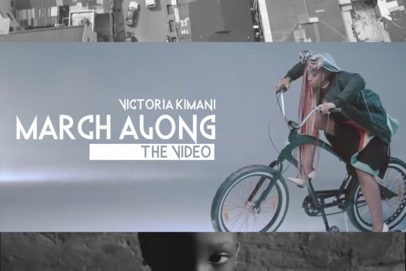 Victoria Kimani - March Along