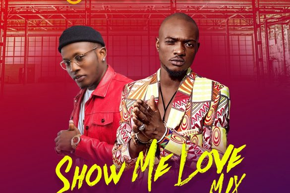 DJ KENTALKY - SHOW ME LOVE [MIX] FEATURING GENIUZZ