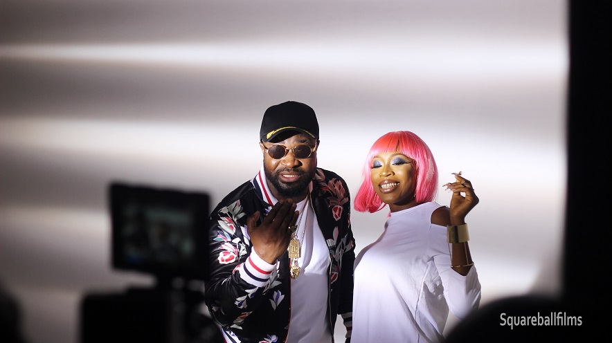 Alizee Ft. Harrysong – Come And Take (Dir By Adasa Cookey)