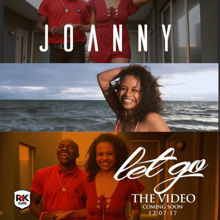 Joanny – Let Go