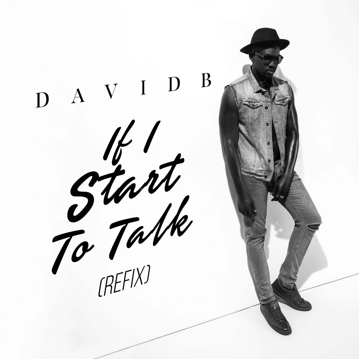 Davidb - If I Start to Talk (Tiwa Savage Cover)