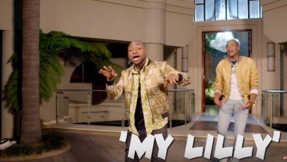 Video: Jah Prayzah ft. Davido - My Lilly
