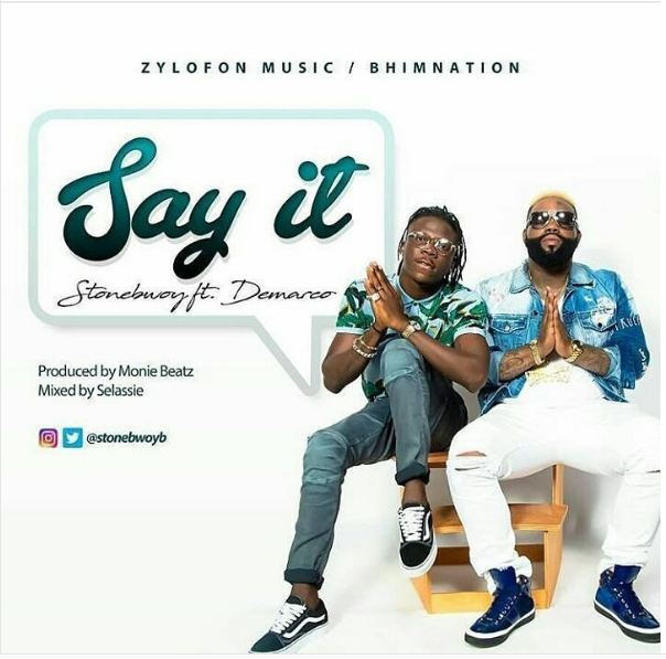 Stonebwoy-Demarco-Say-It