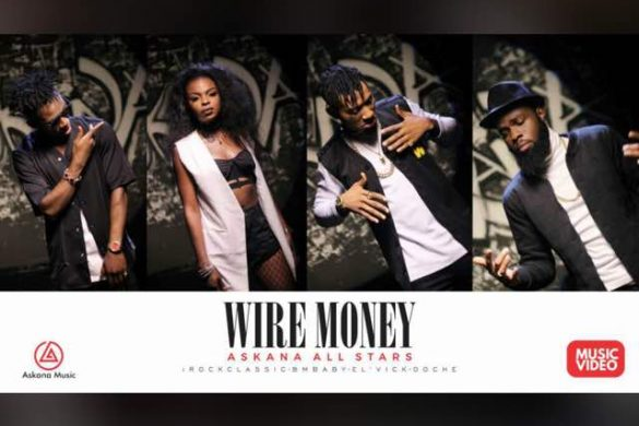 Askana All Stars – WIRE MONEY