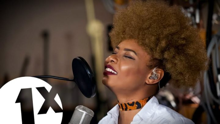 Yemi Alade 'Charliee' Maida Vale Session for DJ Edu on BBC 1Xtra