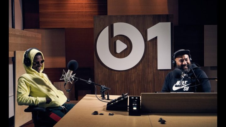 Wizkid and Ebro Darden On Beats 1