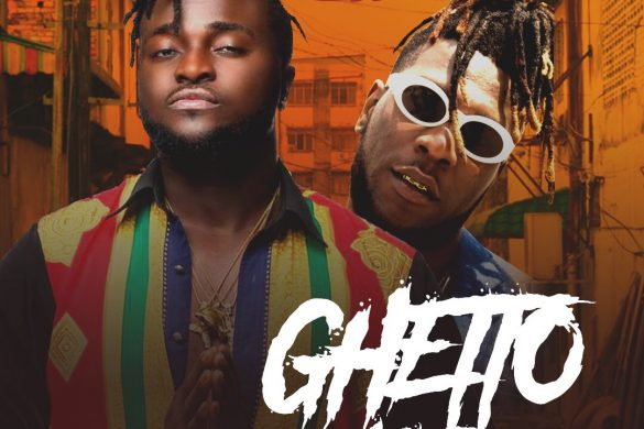 AU-PRO FT. BURNA BOY - Ghetto Love