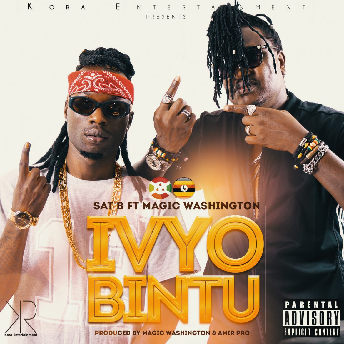 Sat-B - Ivyo Bintu ft Magic Washington