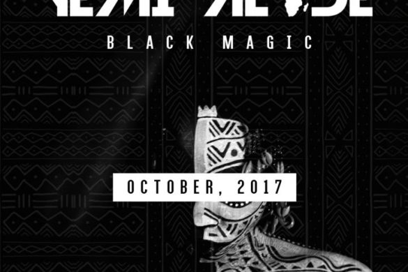 "Yemi Alade Unveils Third Studio Album Artwork ""Black Magic"""