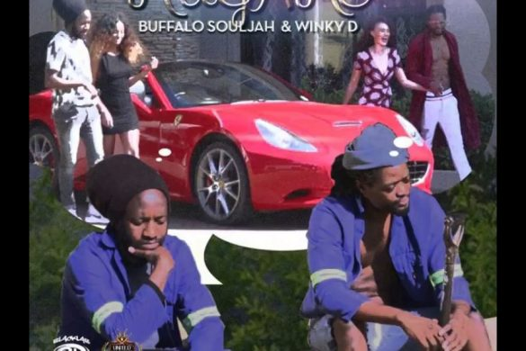 Winky D & Buffalo Souljah - Rugare (Offical Video)