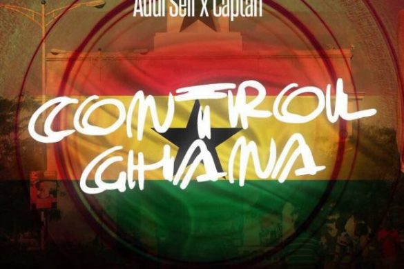 Shatta Wale - Contol Ghana ft Addi Self X Captan