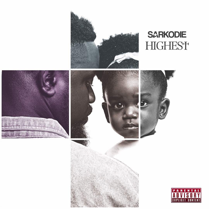 SARKODIE REVEALS ARTWORK AND TRACKLIST FOR 'HIGHEST' ALBUM