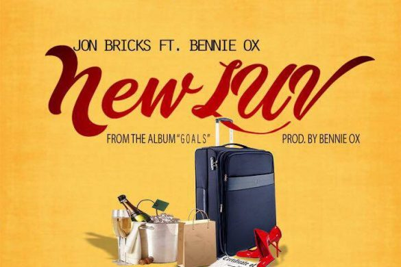 Jon Bricks ft. Bennie Ox - New Luv (Lyric Video)