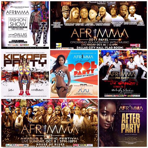 Afrimma 2017 Awards & Music Festival